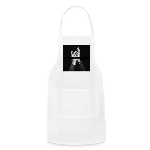 macafee button - Adjustable Apron
