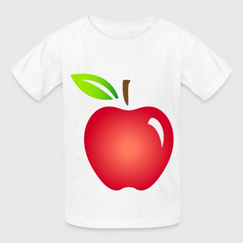 Apple Fruit (dd)++ Kids' Shirts - Kids' T-Shirt