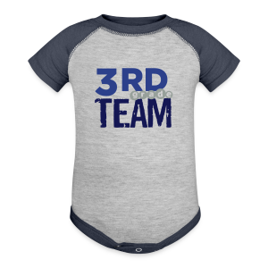 3rd Grade Team - Baby Contrast One Piece