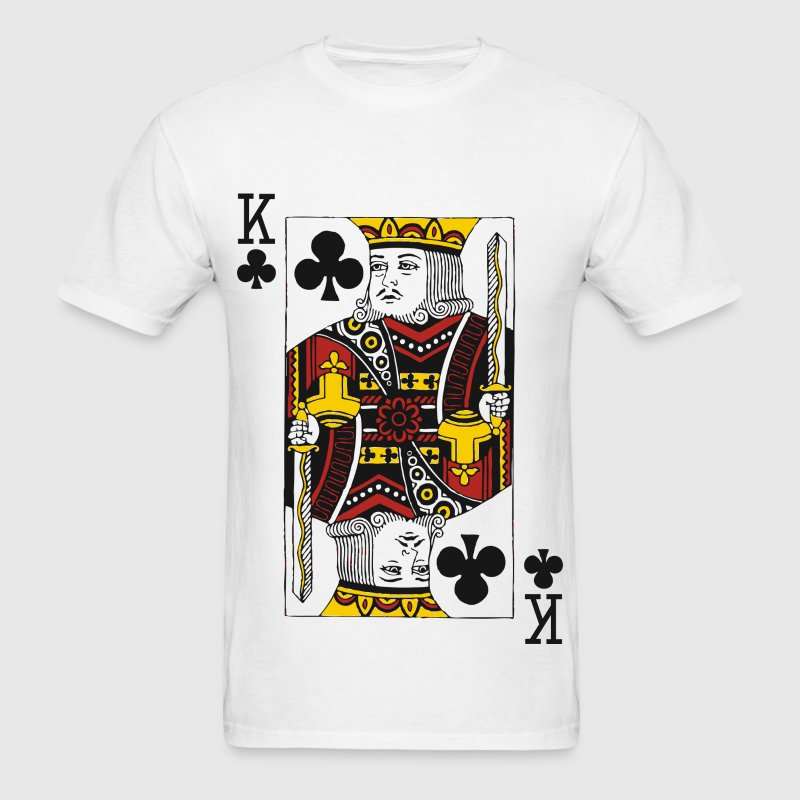 King of Clubs T-Shirts - Men's T-Shirt