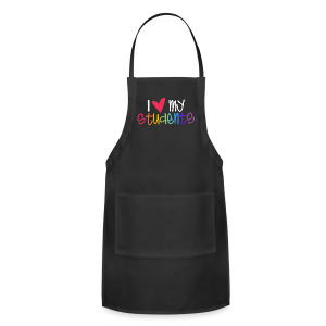 Love My Students - Adjustable Apron