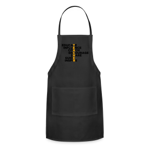 Teachers Do All These Things - Adjustable Apron