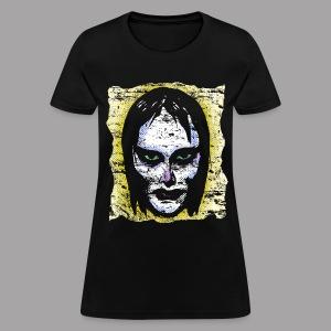 Vampire Girl Topstone Vintage Men's Spooky Halloween T Shirt - Women's T-Shirt