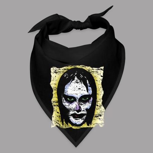 Vampire Girl Topstone Vintage Men's Spooky Halloween T Shirt - Bandana