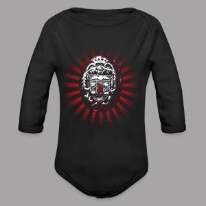Dracula's Ring Men's Horror T Shirt - Long Sleeve Baby Bodysuit