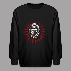Dracula's Ring Men's Horror T Shirt - Kids' Long Sleeve T-Shirt