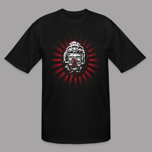 Dracula's Ring Men's Horror T Shirt - Men's Tall T-Shirt