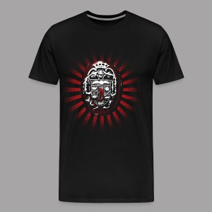 Dracula's Ring Men's Horror T Shirt - Men's Premium T-Shirt