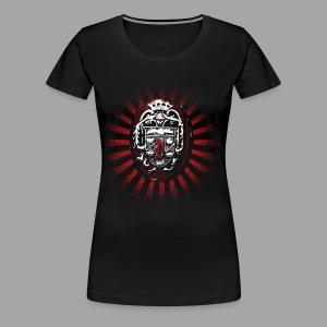 Dracula's Ring Men's Horror T Shirt - Women's Premium T-Shirt