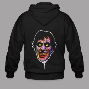 An American Werewolf in London David Wolf Men's Horror T Shirt - Men's Zip Hoodie