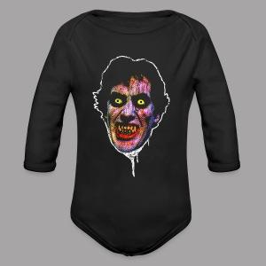 An American Werewolf in London David Wolf Men's Horror T Shirt - Long Sleeve Baby Bodysuit