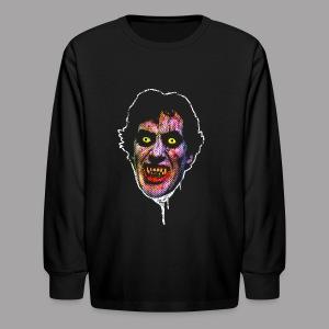 An American Werewolf in London David Wolf Men's Horror T Shirt - Kids' Long Sleeve T-Shirt