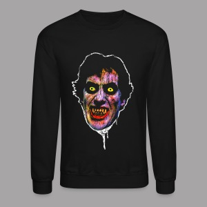 An American Werewolf in London David Wolf Men's Horror T Shirt - Crewneck Sweatshirt