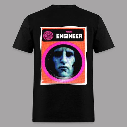 Engineer Costume Men's Halloween Hoodie - Men's T-Shirt