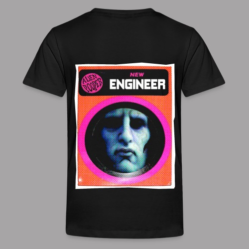Engineer Costume Men's Halloween Hoodie - Kids' Premium T-Shirt