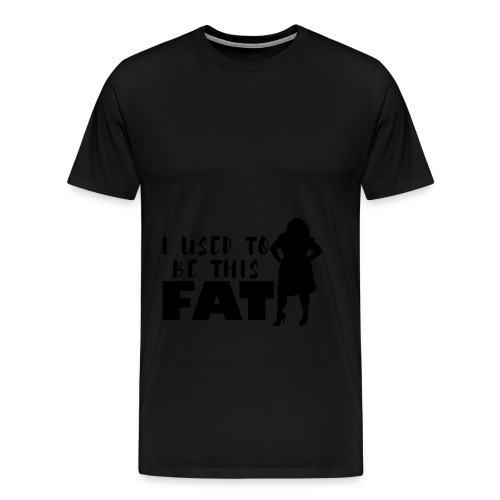 Fit woman - Men's Premium T-Shirt