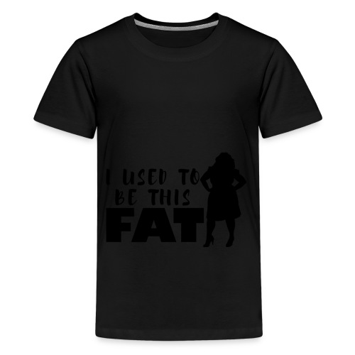 Fit woman - Kids' Premium T-Shirt