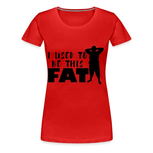 Fitness - Women's Premium T-Shirt