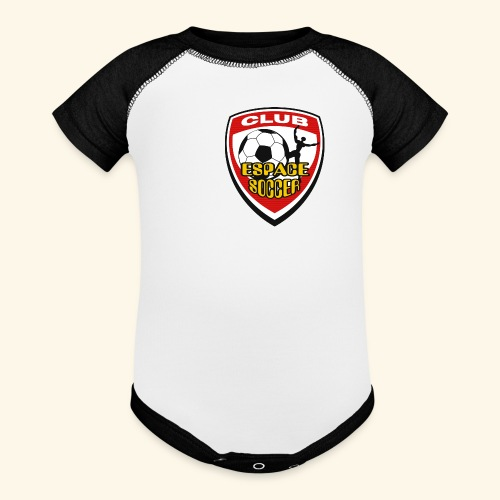 T-shirt Club Espace Soccer - Baby Contrast One Piece