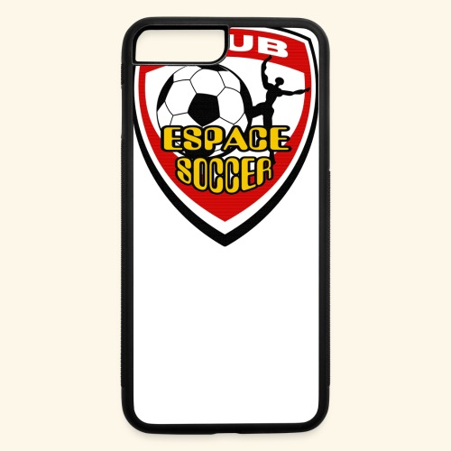 T-shirt Club Espace Soccer - iPhone 7 Plus/8 Plus Rubber Case