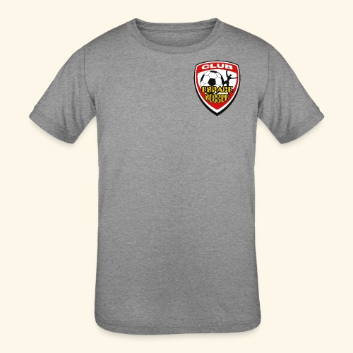 T-shirt Club Espace Soccer - Kid's Tri-Blend T-Shirt