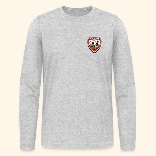T-shirt Club Espace Soccer - Men's Long Sleeve T-Shirt by Next Level