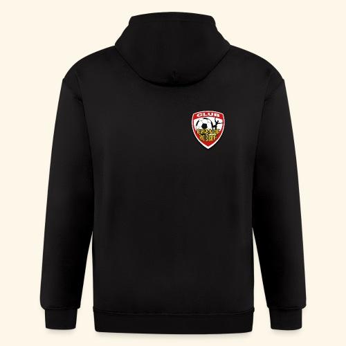 T-shirt Club Espace Soccer - Men's Zip Hoodie