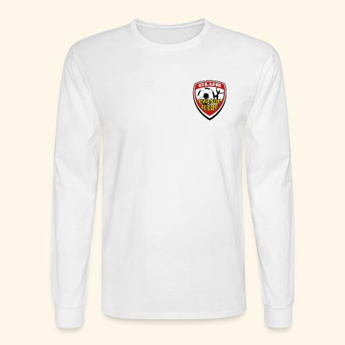 T-shirt Club Espace Soccer - Men's Long Sleeve T-Shirt