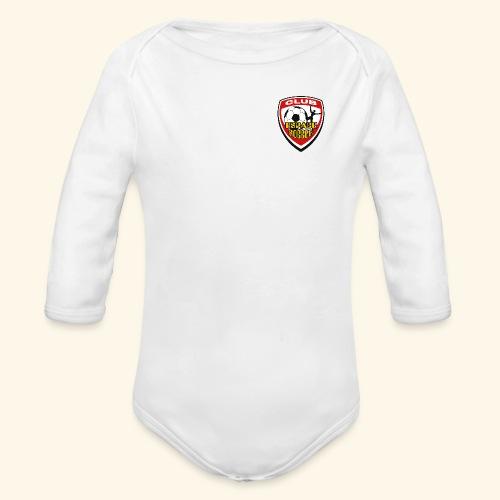 T-shirt Club Espace Soccer - Organic Long Sleeve Baby Bodysuit