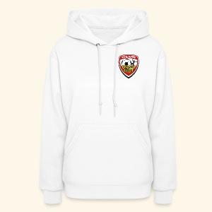 T-shirt Club Espace Soccer - Molleton à capuche pour femmes