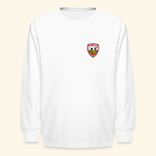 T-shirt Club Espace Soccer - Kids' Long Sleeve T-Shirt