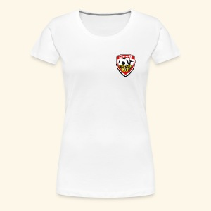 T-shirt Club Espace Soccer - T-shirt premium pour femmes