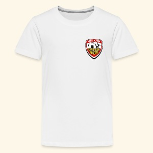 T-shirt Club Espace Soccer - T-shirt premium pour ados