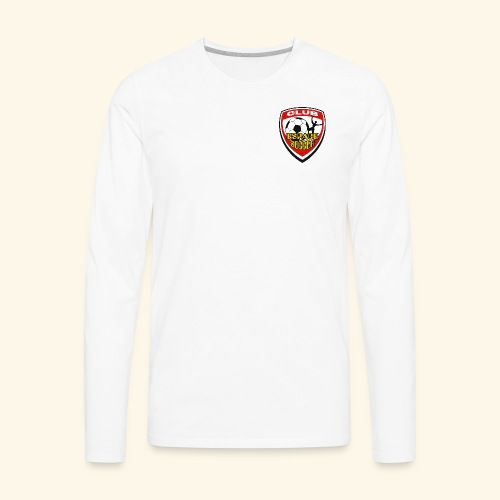 T-shirt Club Espace Soccer - Men's Premium Long Sleeve T-Shirt