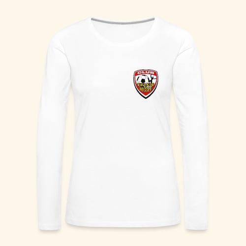 T-shirt Club Espace Soccer - Women's Premium Long Sleeve T-Shirt