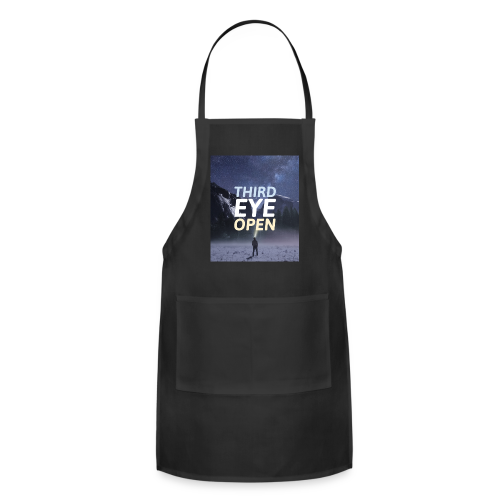 Third Eye Open - Adjustable Apron