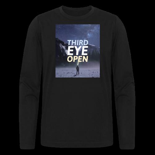 Third Eye Open - Men's Long Sleeve T-Shirt by Next Level