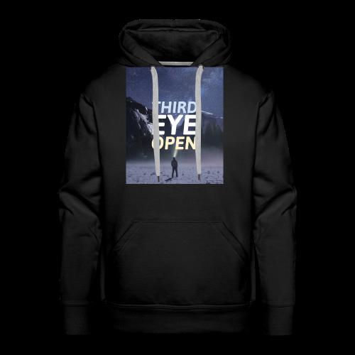 Third Eye Open - Men's Premium Hoodie