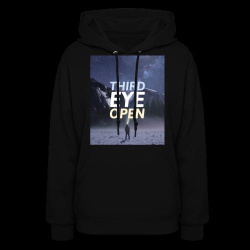 Third Eye Open