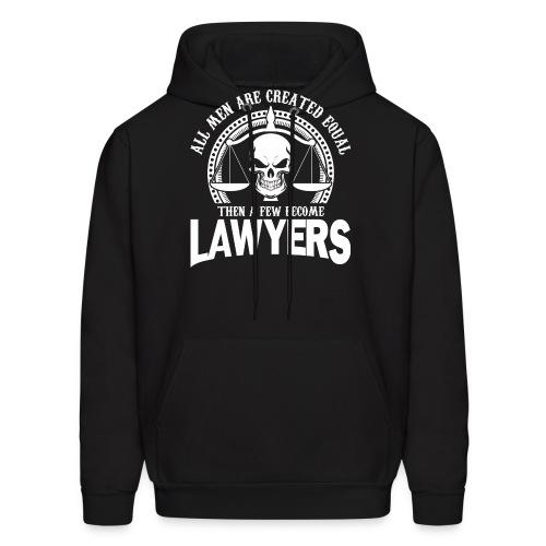 Lawyers - Men's Hoodie
