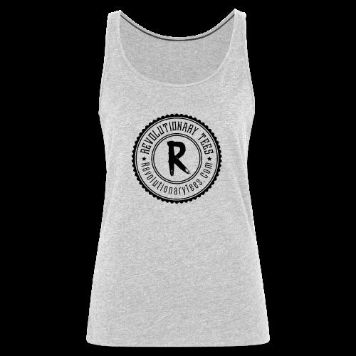 R-tees Badge - Women's Premium Tank Top