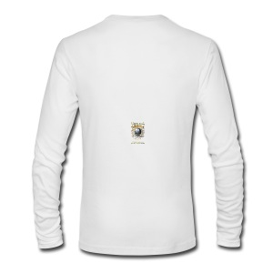 Vikings North America Beverage Cup - Men's Long Sleeve T-Shirt by Next Level