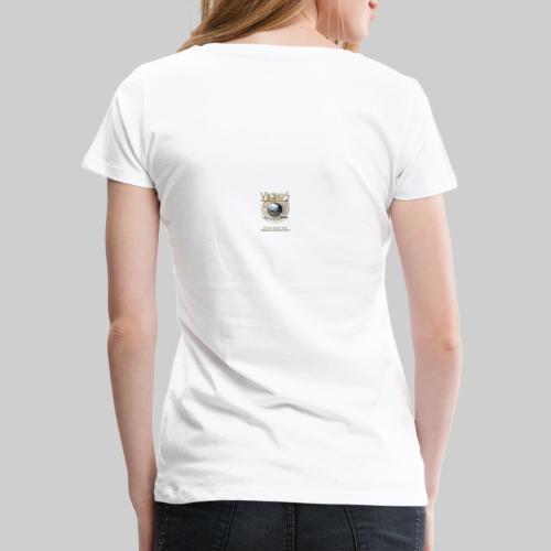 Vikings North America Beverage Cup - Women's Premium T-Shirt