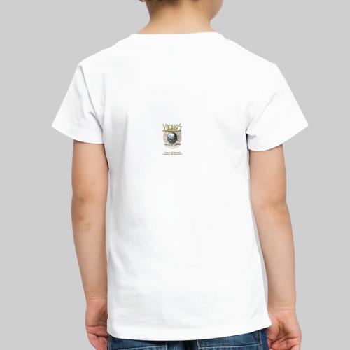 Vikings North America Beverage Cup - Toddler Premium T-Shirt