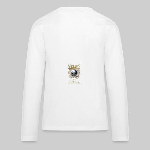 Vikings North America Beverage Cup - Kids' Premium Long Sleeve T-Shirt