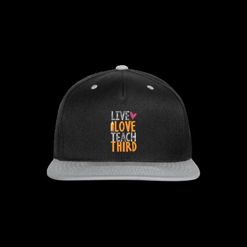 Live Love Teach Third Grade
