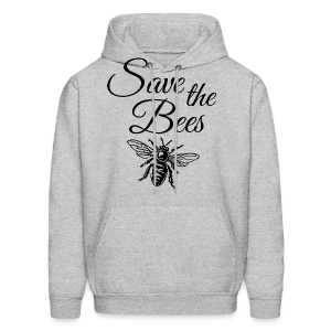 Save the Bees Beekeeper T-Shirt - Men's Hoodie
