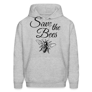 Save the Bees Beekeeper T-Shirt - Men's Hoodie