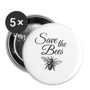 Save the Bees (two color)