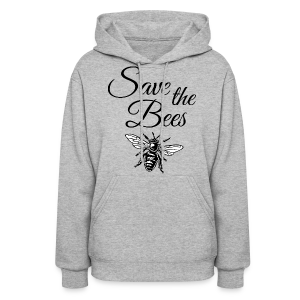 Save the Bees Beekeeper T-Shirt - Women's Hoodie